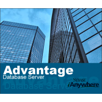Advantage Database v11 - 10 User License NEW