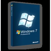 Microsoft Windows 7 Professional License