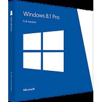 Microsoft Windows 8.1 Professional License